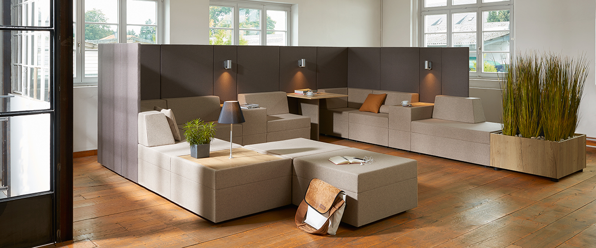Sofa Loungegruppe Places