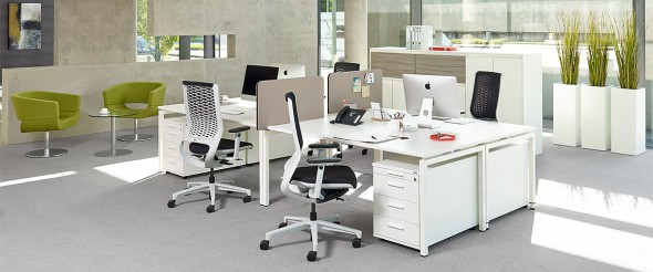 Office furniture for highest demands - made in Herford