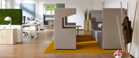 Lounge Gruppe Places Sessel und Sofa