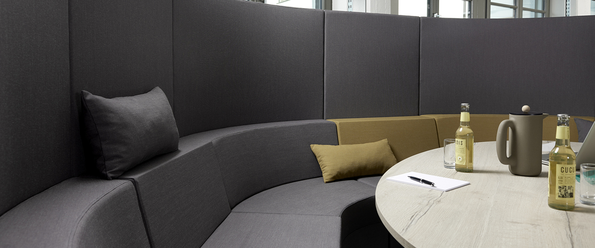 Detail von Places Loungesofa